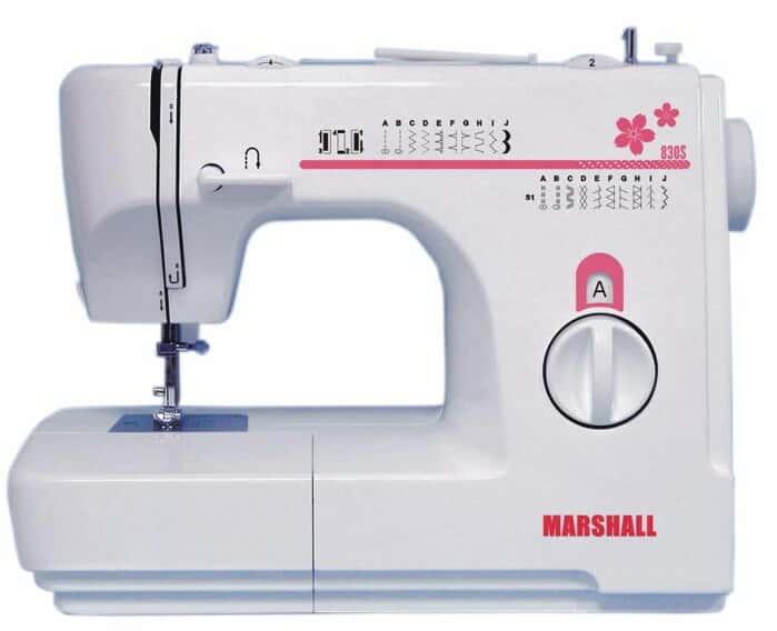 دکمه مارشال میهن مارکت - قيمت فروش دستگاه چرخ خیاطی خانگی - مارشال ...