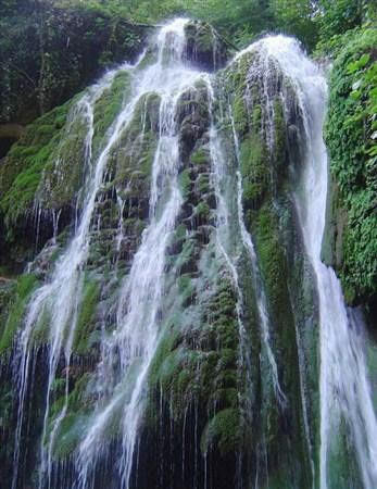 اینجـا ایـران است / تصاویر بسیار دیدنی آبشار کبودوال