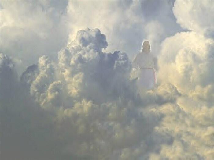 Картинки бога на небе