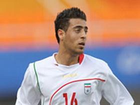 Arash Afshin on his way to French league - PersianLeague.Com (Iran ...