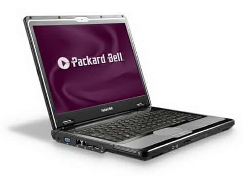 قیمت لپ تاپ پاکارد بل