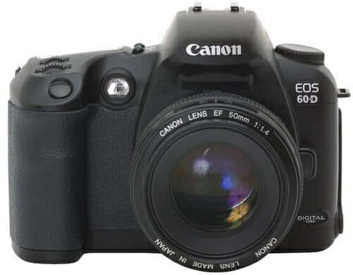 قیمت دوربین کنون 60d