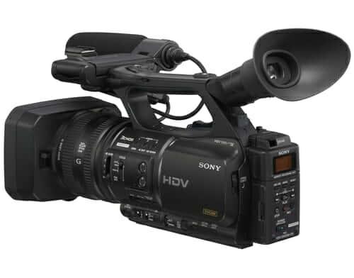 میهن مارکت - قيمت فروش سونی SONY HVR-Z5U... دوربین فیلمبرداری حرفه ای. آرشیو