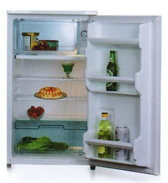 میهن مارکت - قيمت فروش یخچال کوچک خانگی - ال جی LG GR-R65WSF شش فوتییخچال کوچک خانگی یخچال کوچک خانگی - ال جی LG GR-R65WSF شش فوتی