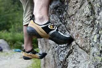 کفش صخره نوردی