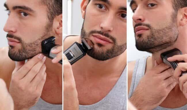 ریش تراش ته ریش
