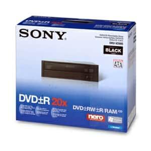 Sony dvd rw dru-870s