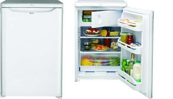 میهن مارکت - قيمت فروش یخچال کوچک خانگی - ایندزیت Indesit TFA 1 UK