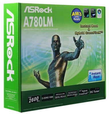 قيمت فروش ازراک ASRock A780LM | میهن مارکت